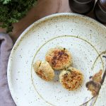 Sprouted Falafel