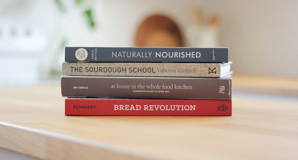 There are many cookbooks that use sprouted ingredients