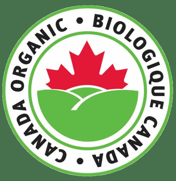 Canada Organic certified logo