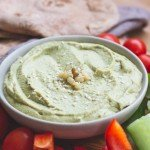 Sprouted Mung Bean Hummus